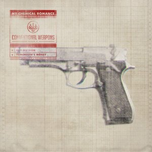 My Chemical Romance - Conventional Weapons #1 (Single) [2012]