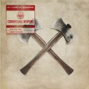 My Chemical Romance - Conventional Weapons #4 (Single) [2013]
