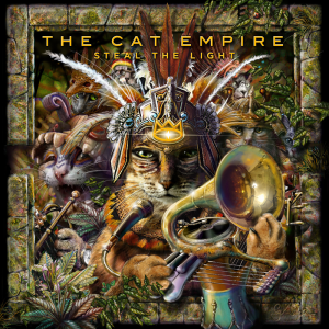 The Cat Empire - Steal the Light [2013]