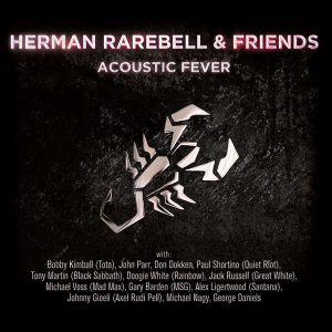 Herman Rarebell & Friends - Acoustic Fever [2013]