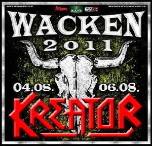 Kreator - Live At Wacken Open Air [2011]
