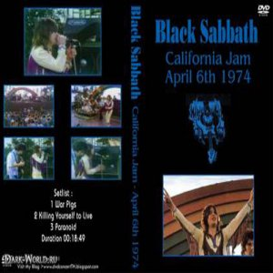 Black Sabbath - California Jam 74 [1974]