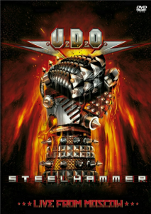 U.D.O. - Steelhammer - Live From Moscow [2014]