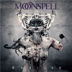 Moonspell - Extinct (Deluxe Edition) [2015]