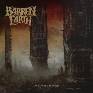 Barren Earth - On Lonely Towers (Limited Edition) [2015]