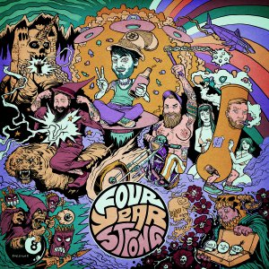 Four Year Strong - Four Year Strong [2015]