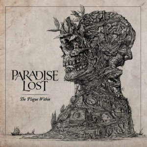 Paradise Lost - The Plague Within (Deluxe Artbook Edition) [2015]