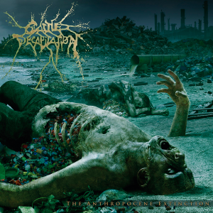 Cattle Decapitation - The Anthropocene Extinction (2CD/Limited Edition) [2015]