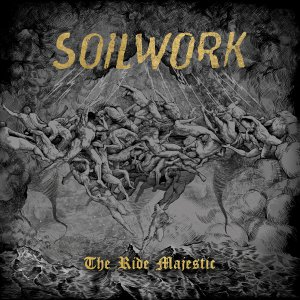 Soilwork - The Ride Majestic (Japanese/Limited Edition) [2015]