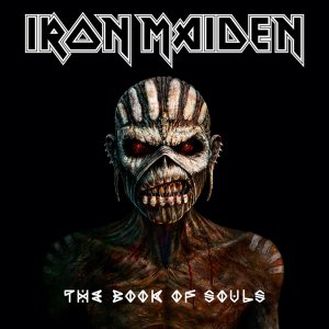 Iron Maiden - The Book of Souls [2015]