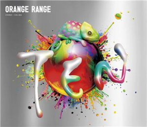 Orange Range - Ten (2015)