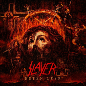 Slayer - Repentless (2CD/Limited Box Set/Bonus DVD) [2015]