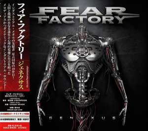 Fear Factory - Genexus (Japanese Edition) [2015]