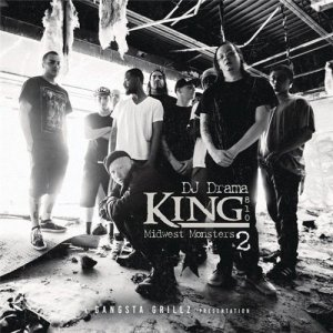 King 810 - Midwest Monsters 2 (EP) [2015]