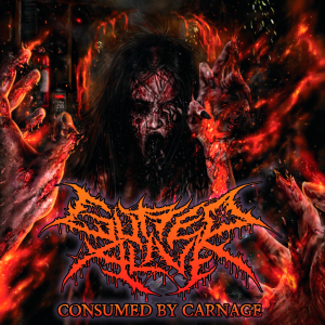 Gutted Alive - Consumed By Carnage [2015]