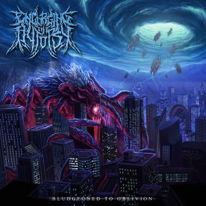 Engorging The Autopsy - Bludgeoned To Oblivion [2015]