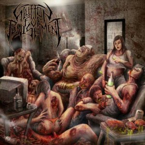 Glutton For Punishment - Lying In Torment [2014]